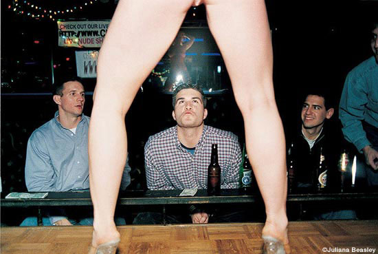 strip clubs in New York City - places
